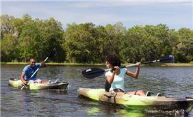 Pedal Boat and Kayak Rentals