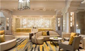 The Ritz-Carlton Lobby