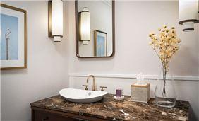Executive Suite Half Bath`