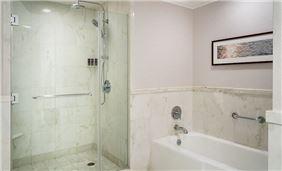 Executive Suite Shower Bath