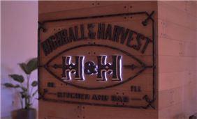 Bar Chef at Highball & Harvest