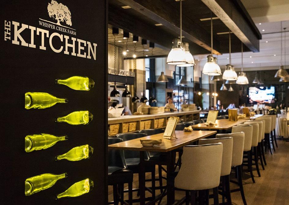 Whisper Creek: The Kitchen at Grande Lakes Orlando resort, Florida