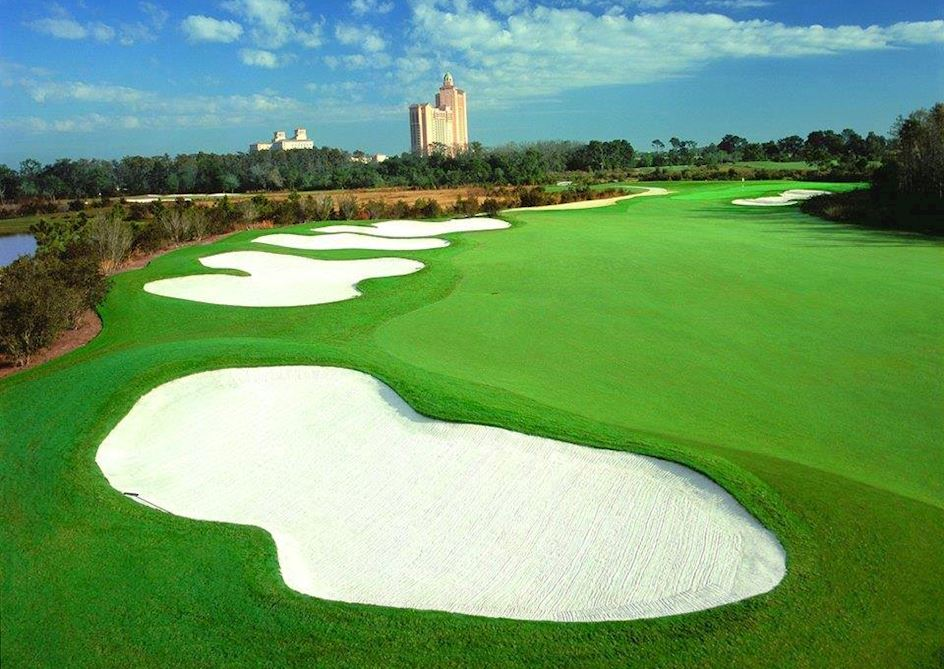 Golf Services at Orlando, Florida