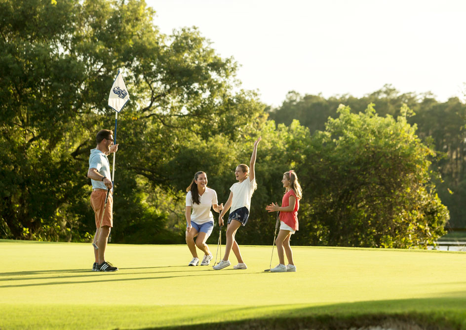 Golf Packages at Grand lakes Orlando resort, Florida