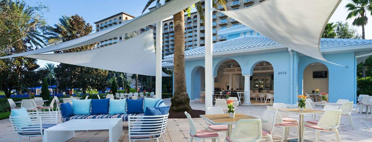 Bleu at Grande Lakes Orlando resort, Florida