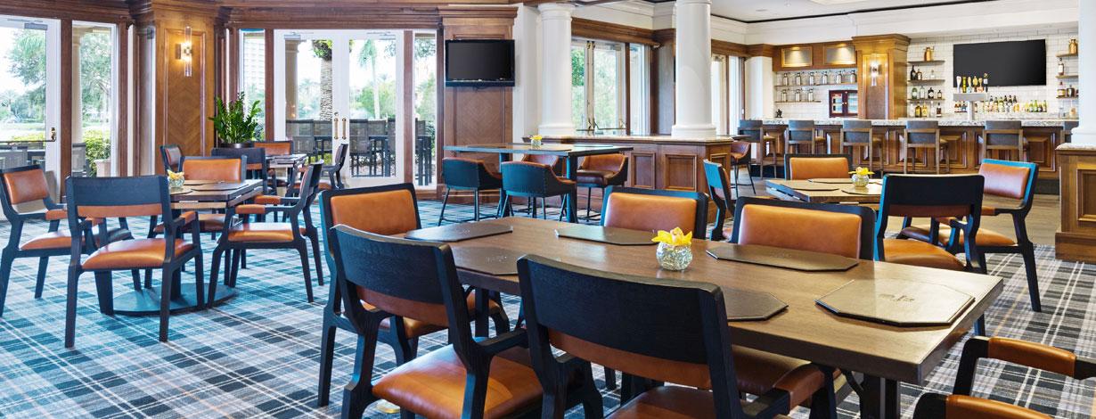 Fairways Pub at Grande Lakes Orlando resort, Florida