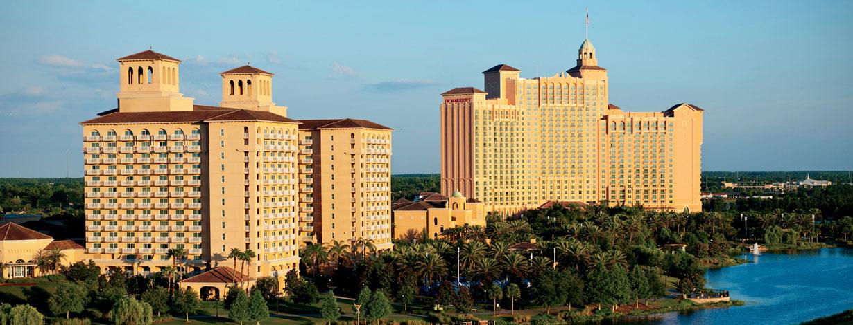 Press notes of Grand lakes Orlando resort, Florida