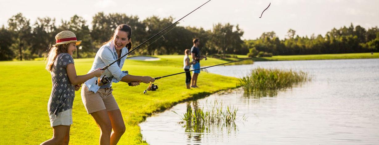 Sports & Recreation at Grand lakes Orlando resort, Florida