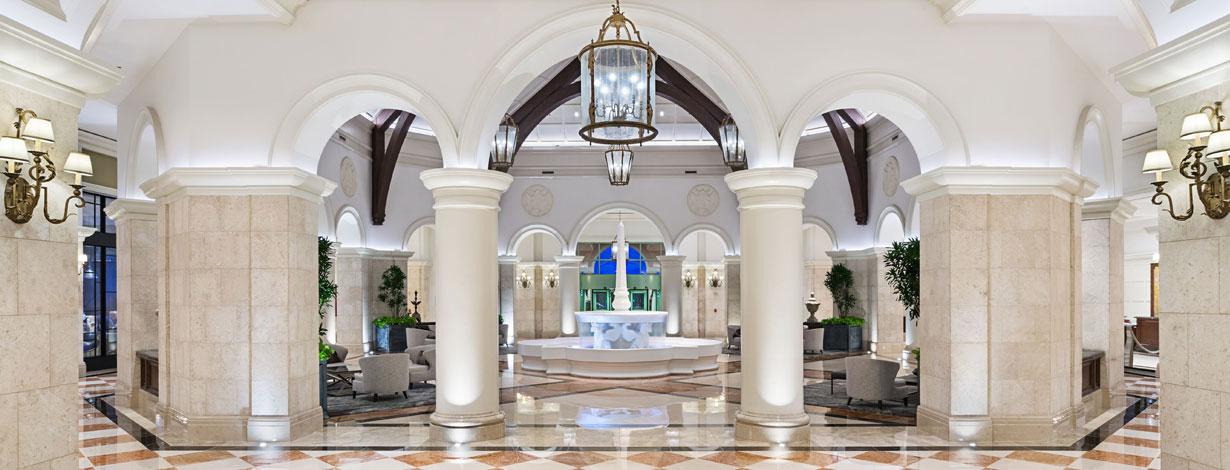 Meeting Thanks The Ritz Carlton