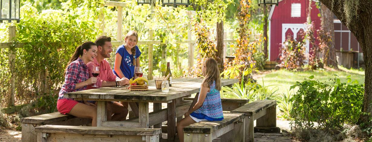 Whisper Creek Fables at Grande Lakes Orlando resort, Florida