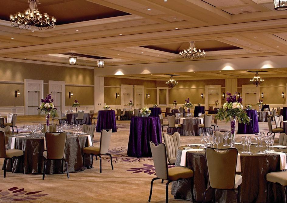 Mediterranean Ballroom at Grande Lakes Orlando resort, Florida