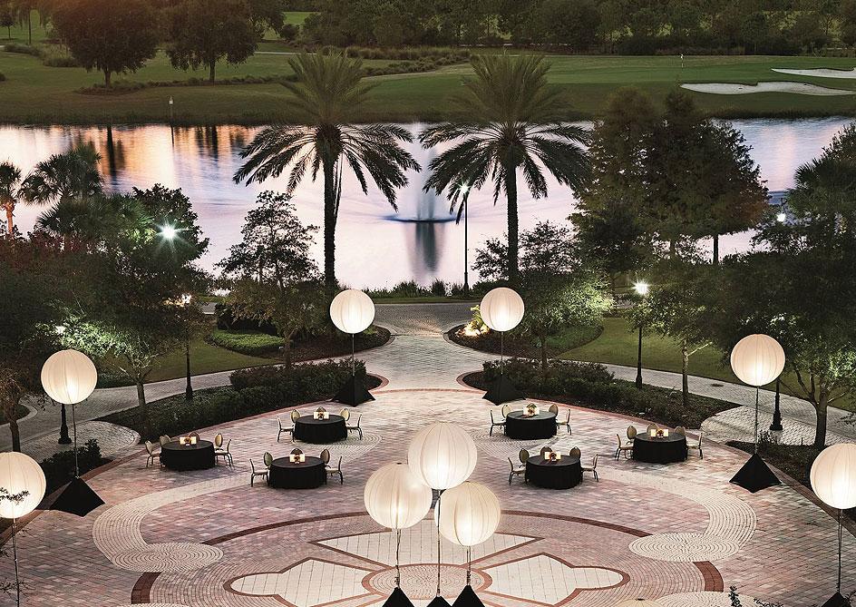 Valencia at Grande Lakes Orlando resort, Florida