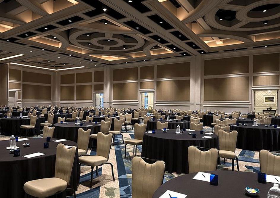 Tuscany Ballroom at Grande Lakes Orlando resort, Florida