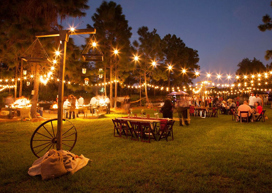 Outdoor Events at Grande Lakes Orlando resort, Florida