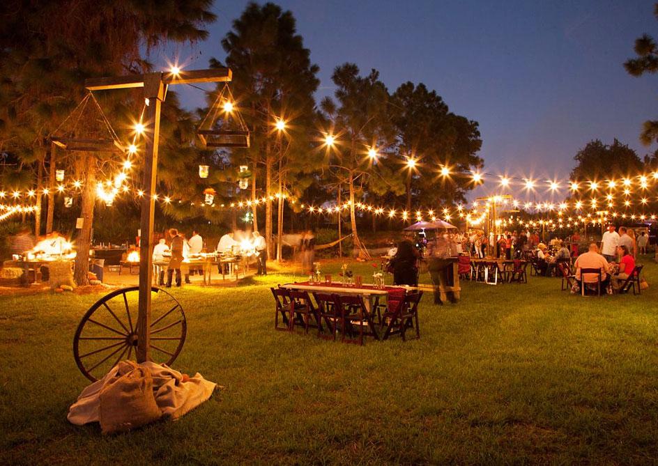 Outdoor Events at Grande Lakes Orlando resort, Florida