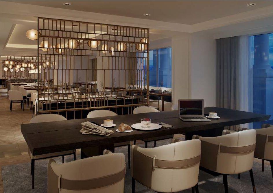 Club Level Rooms at Grande Lakes Orlando resort, Florida
