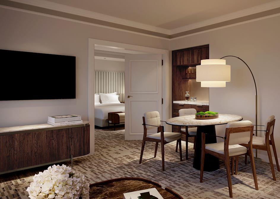 Executive Suites at Grande Lakes Orlando resort, Florida