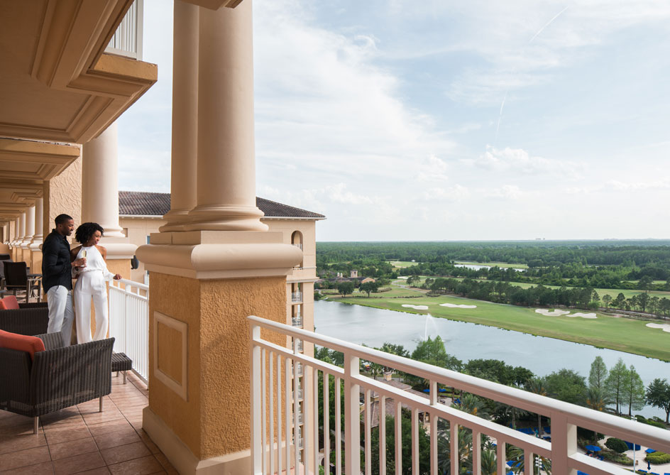 Club Level Getaway at Orlando, Florida