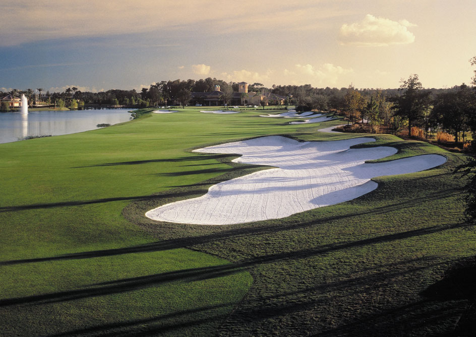 Golf at Orlando, Florida