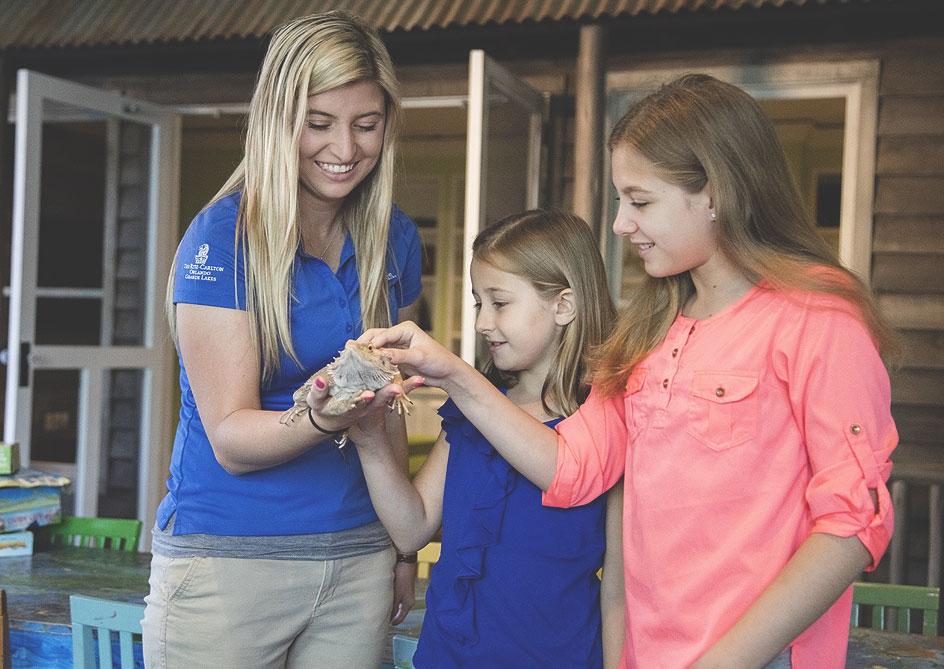Ritz Kids Badge Program at Grand lakes Orlando resort, Florida
