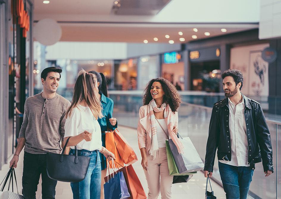 The Mall at Millenia at Orlando, Florida